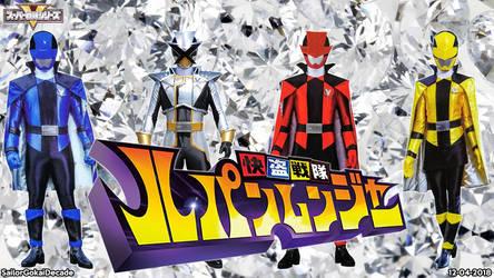 Kaitou Sentai Lupinranger WP by jm511