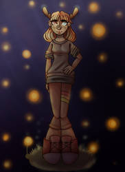 To See the Lights - Art Trade