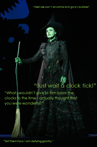elphaba and fiyero relationship quotes