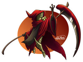 Spectre Knight by Sawuinhaff