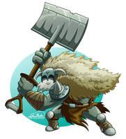 Polar Knight by Sawuinhaff