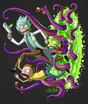 Rick and Morty - Portal Problem