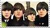 The Beatles Stamp by SparrowWings