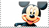 Mickey Mouse stamp