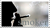 Smoker stamp by SparrowWings