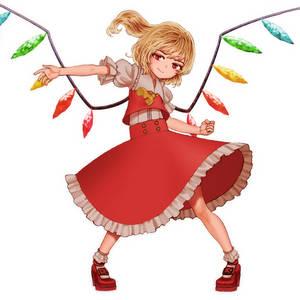Fan art - Flandre Scarlet
