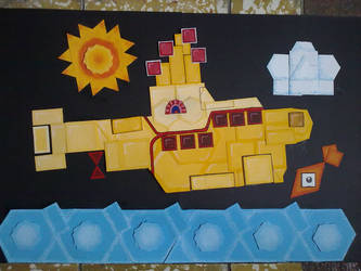 Yellow Submarine by BastardMerol