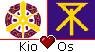KioOs stamp by wilkolak66