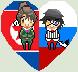 PyoPerm pixel heart by wilkolak66