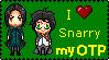 Snarry pixel otp by wilkolak66