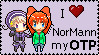 commission NorMann  pixel otp by wilkolak66