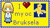 Bruksela pixel by wilkolak66
