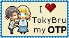 TokBruk kiss pixel otp by wilkolak66