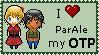 ParAle pixel otp - At by wilkolak66