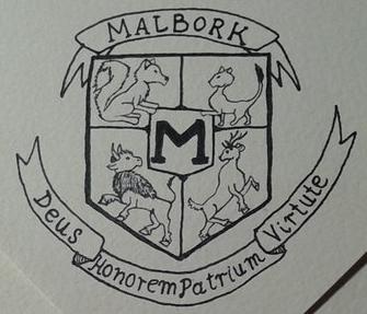 Herb Mlabork by wilkolak66