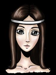 Lyanna Stark by Mikason