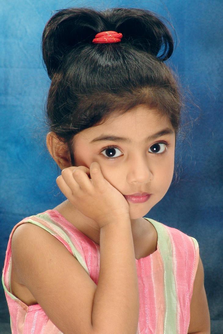 Child-Model by mujahidaub