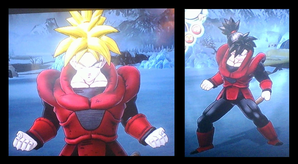 Dragon Ball Z Ultimate Tenkaichi: Android 25 by