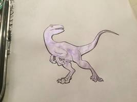 raptor fan art