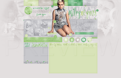 Ordered ft. Miley Cyrus by Helcabu