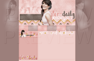 Ordered ft. Lea Michele by Helcabu