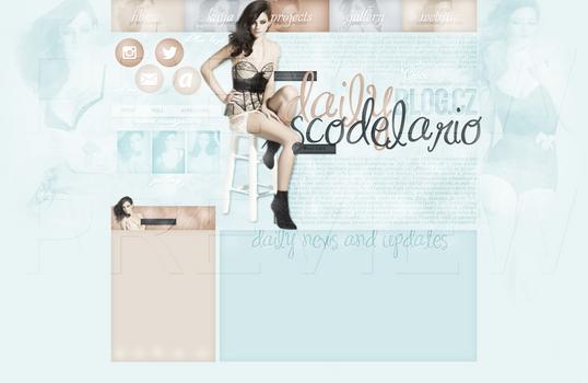 Ordered ft. Kaya Scodelario