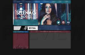 Wardrobe design ft. Selena Gomez by Helcabu
