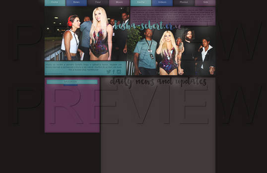 Ordered ft. Kesha