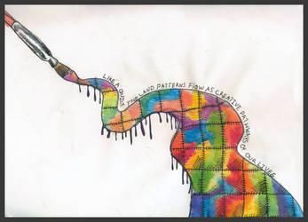 Stroke of Creativity by JacobJenkins