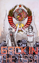 Back In The USSR by JacobJenkins