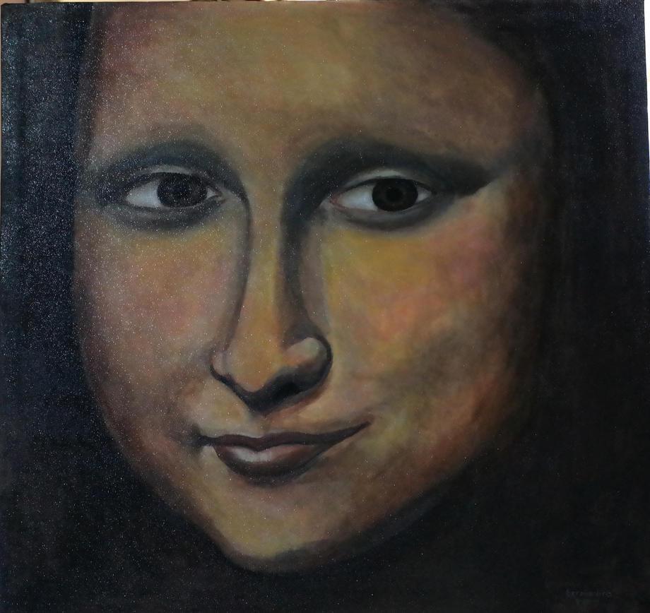 Mona Lisa by ferrari2006extreme