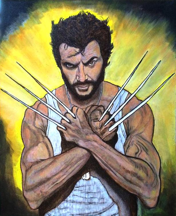 Wolverine by ferrari2006extreme