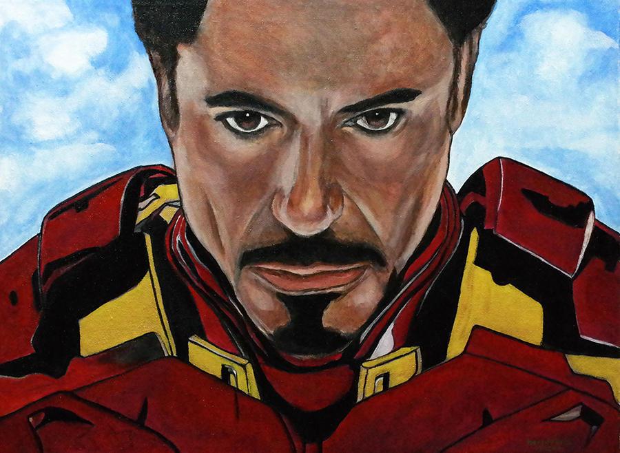 Iron Man by ferrari2006extreme