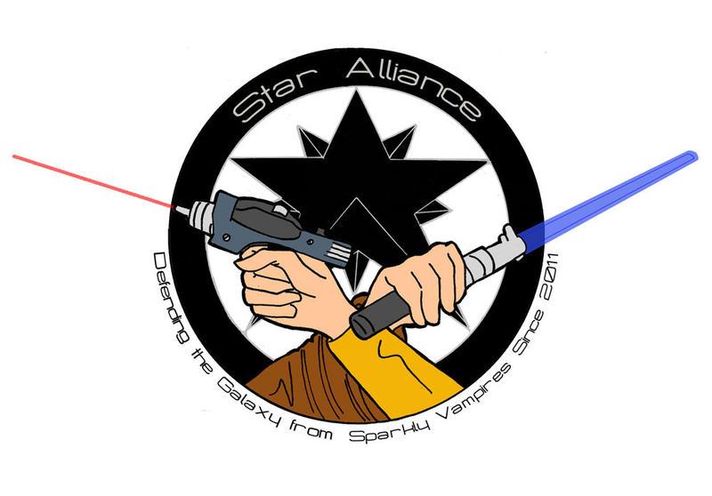 George Takei's Star Alliance by AprilsChild