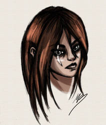 Natalie Face by AprilsChild