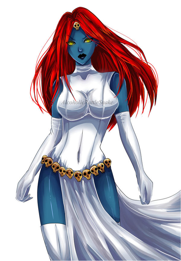 Mystique by AlcoholicRattleSnake