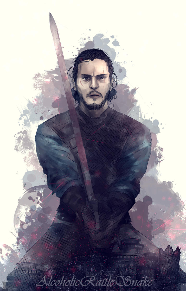 Jon by AlcoholicRattleSnake