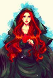 Daughter of Winterfell by Luciferys