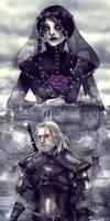 Iris and Geralt
