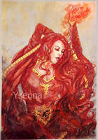 Melisandre by Luciferys