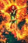 Phoenix by Luciferys