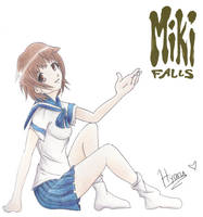 Miki Falls - Miki by quila111
