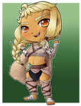 Chibi Catalina by quila111