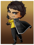 Chibi Boone by quila111