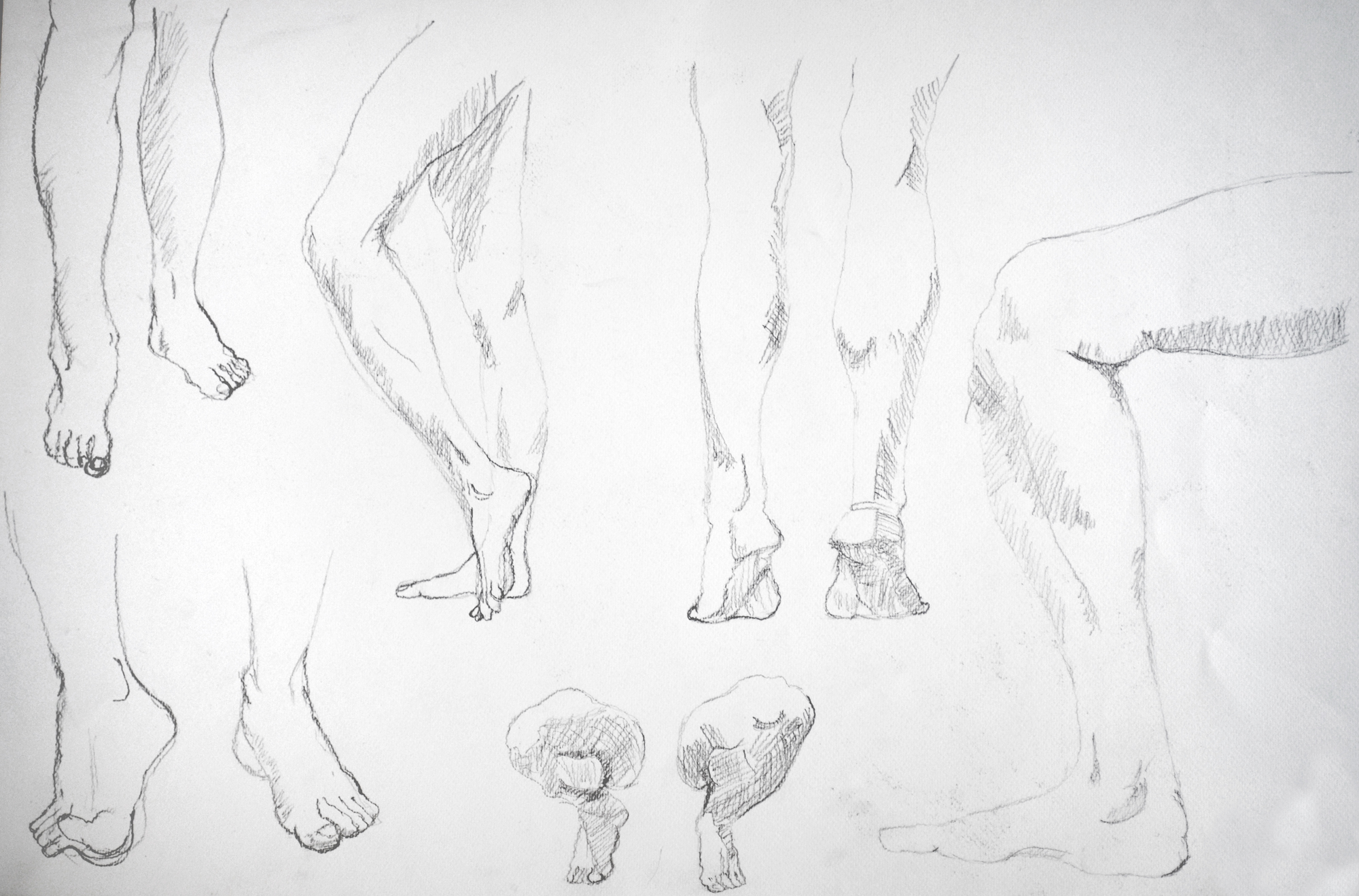 Legs by saadchisty