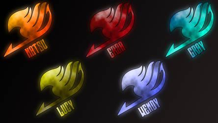 Fairy Tail logos