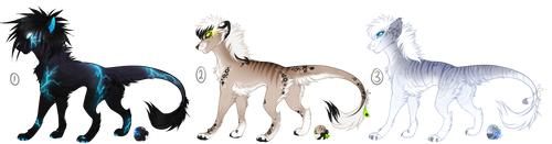 Shewolf's Gotcha Batch #2 - All gone