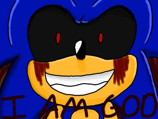 Sonic.exe by Sonicfan101ist
