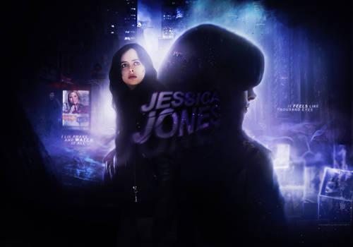 Jessica Jones [Wallpaper]