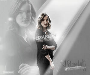 Elizabeth Henstridge by monagory